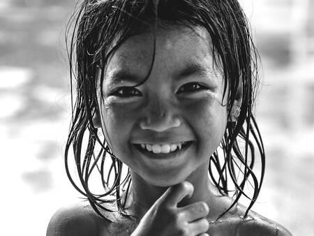 Das kleine Mädchen des Regens II