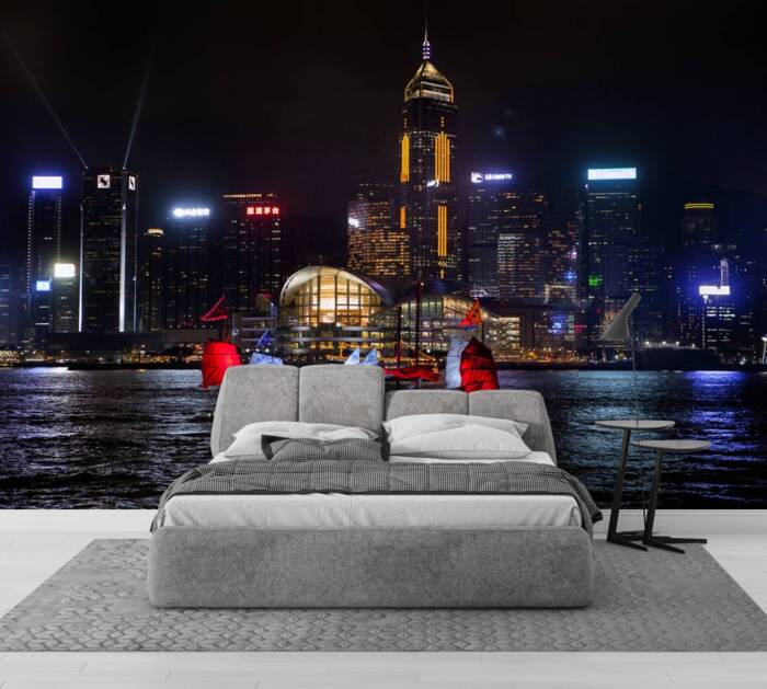 Bay of Hong Kong