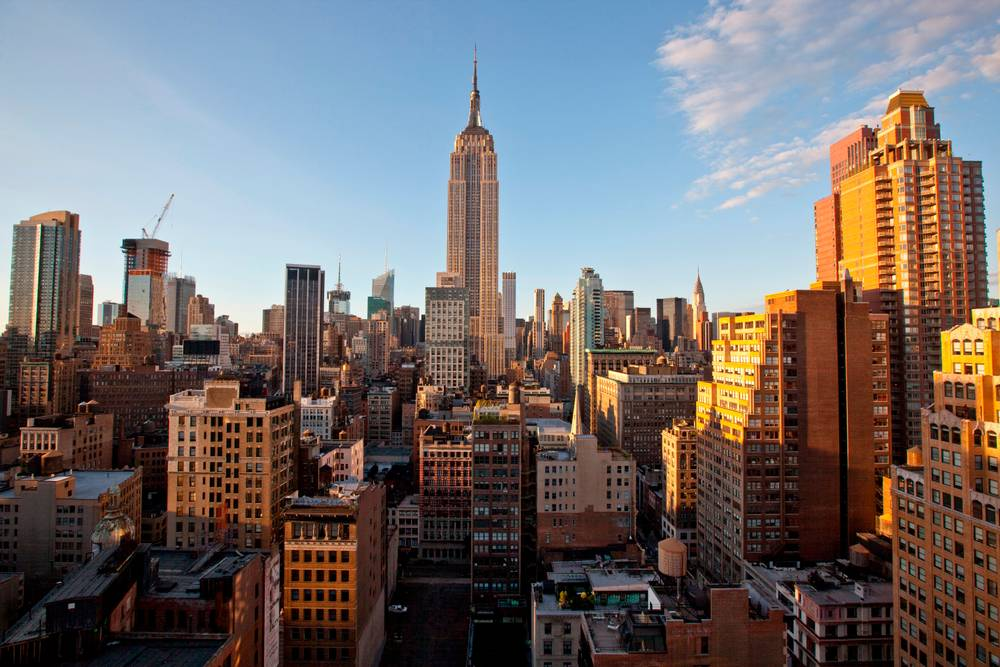 Empire State Building Description En Anglais
