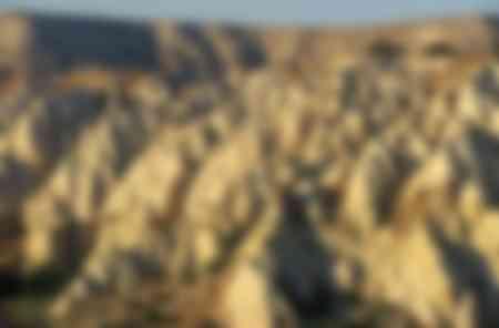 THE CAPPADOCIAN FAIRY FIREPLACES