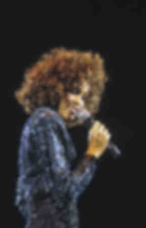 WHITNEY HOUSTON THE VOICE