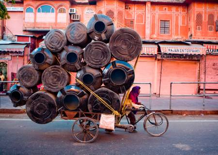 TRANSPORT OF BIKE CANS IN JAIPUR