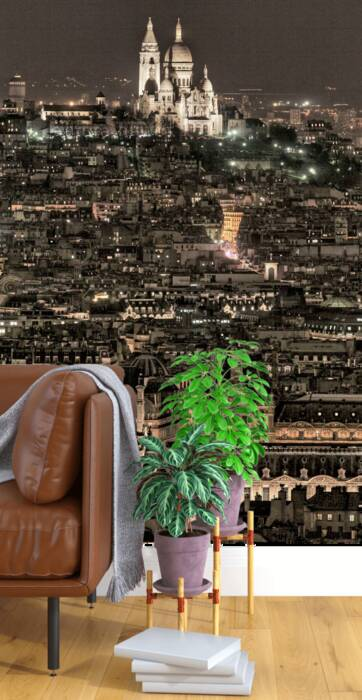 VERTICAL NIGHT PARIS