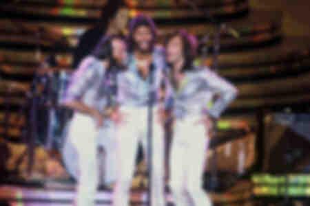 Bee Gees au Gala de l'Unicef en 1979