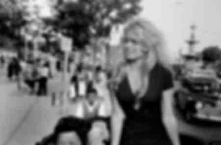 Brigitte Bardot in Julien Duvivier's film