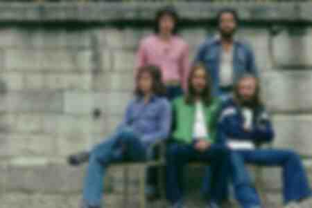 Genesis in Parijs in 1977
