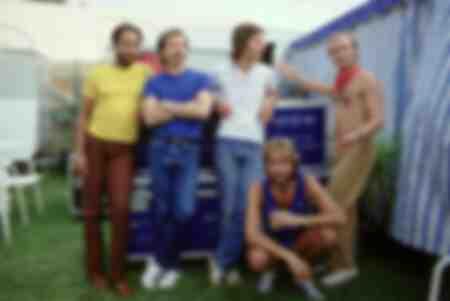 Genesis-concert in 1982