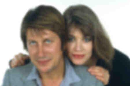 Jacques Dutronc et Francoise Hardy
