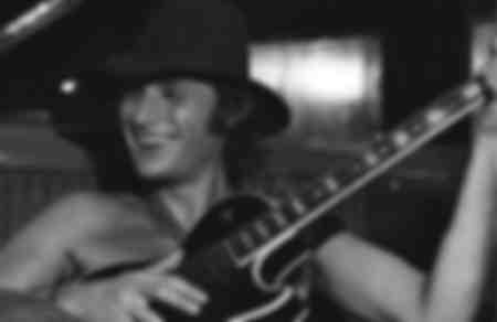Johnny Hallyday à Londres en 1972