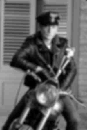 Johnny Hallyday en 1983
