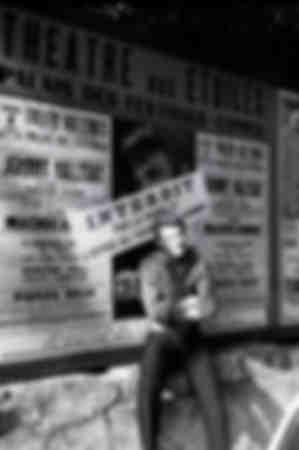 Johnny Hallyday en la Riviera Francesa
