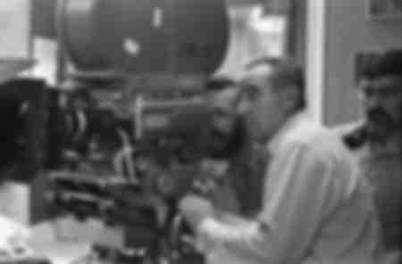 Le tournage du film MADO de Claude Sautet