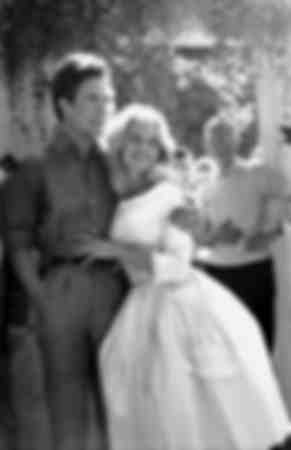 Brigitte Bardot's wedding with Jacques Charrier