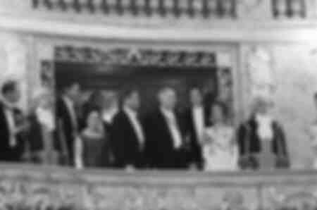 Visite officielle de JFK en France