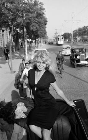 Brigitte Bardot à Seville