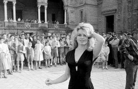 """Brigitte Bardot """"La femme et le pantin"""""""