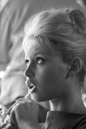 Brigitte Bardot, möchten Sie mit mir tanzen?