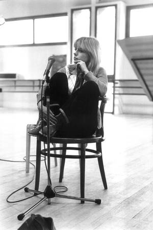 France Gall Pensive