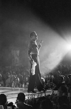Harry Belafonte à Monte Carlo en 1958