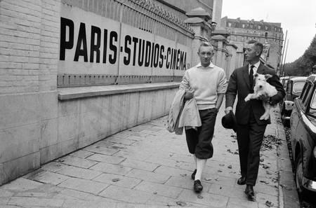 Jean Pierre Talbot incarne Tintin 2