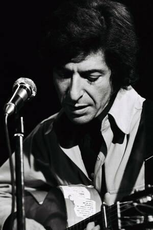 Leonard Cohen 1970