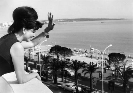 Rendez vous avec Claudia Cardinale au Festival de Cannes 1963