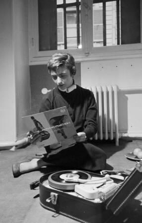 Rendez vous avec Françoise Sagan à Paris