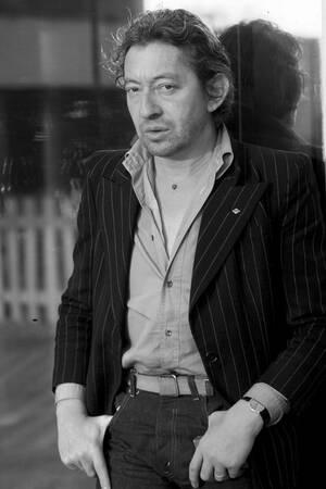 Serge Gainsbourg 1978