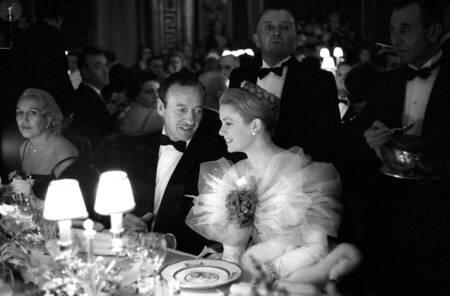 Gala-Abend in der Oper von Nizza