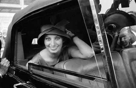 Sophia Loren au 12ème Festival de Cannes