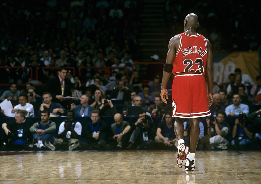 tomar Manía metal  Michael Jordan - Chicago Bulls - Photographic print for sale