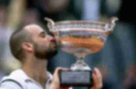 André AGASSI 1999