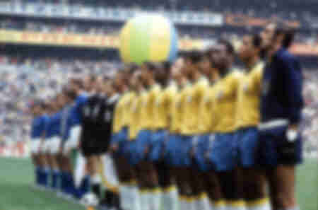 Brazil - Italy - World Cup 1970