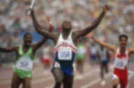 Carl Lewis Celebration