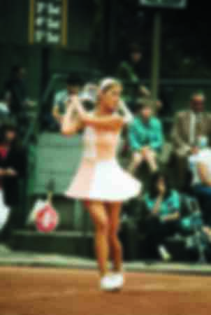 Chris Evert America 1975
