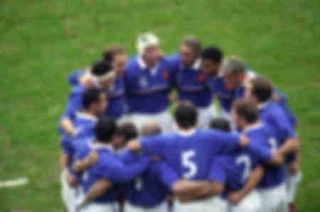Concentración - Francia contra Australia - 1999