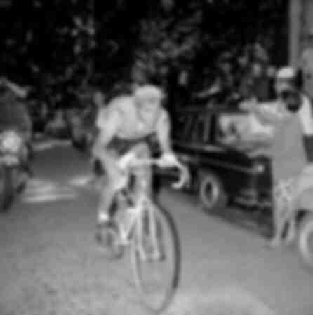 Eddy Merckx sur le Tour de France