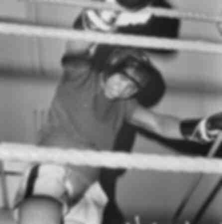 Muhammad Ali-training