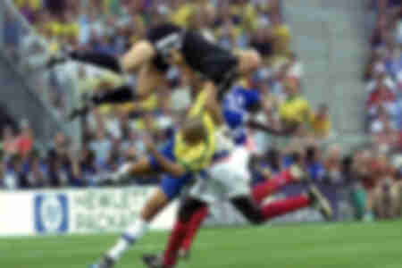 France - Brésil  Finale Coupe du Monde 1998