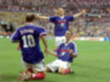 France - Brazil 1998 - For eternity