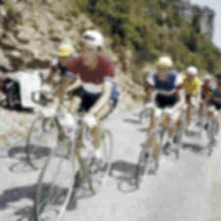 Jacques Anquetil - Charly Gaul - Louison Bobet