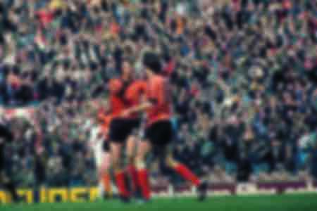 Johan Cruyff et Robert Rensenbrink