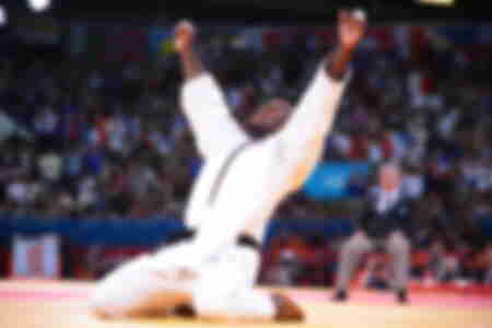 Joy Teddy Riner