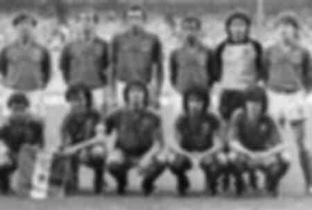 L'équipe de France durant l'Euro 1984