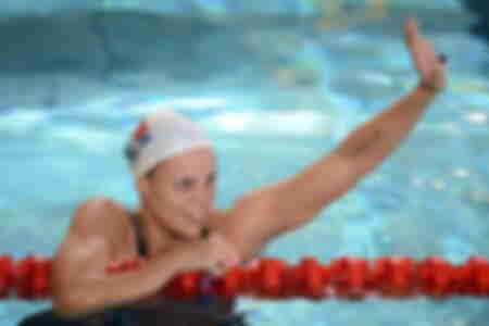 Laure Manaudou 100 M back woman