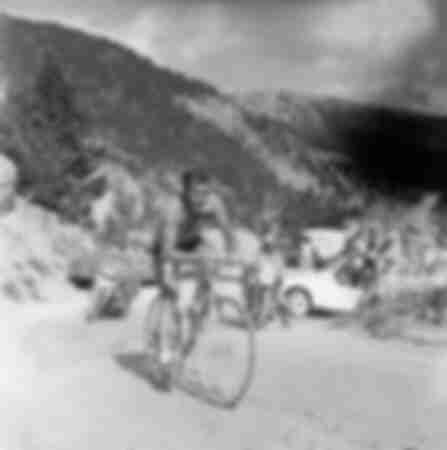 Louison Bobet Winning 1955 Tour de France