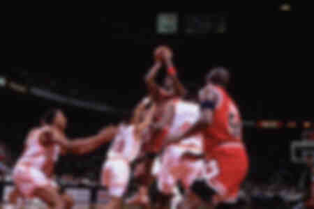 Chicago Bulls 1991 contro Miami Heat
