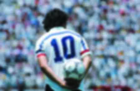 Michel Platini - Wereldbeker 1986