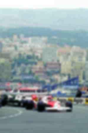 Niki Lauda sur le grand prix de Monaco