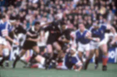Nouvelle-Zélande - France 1995